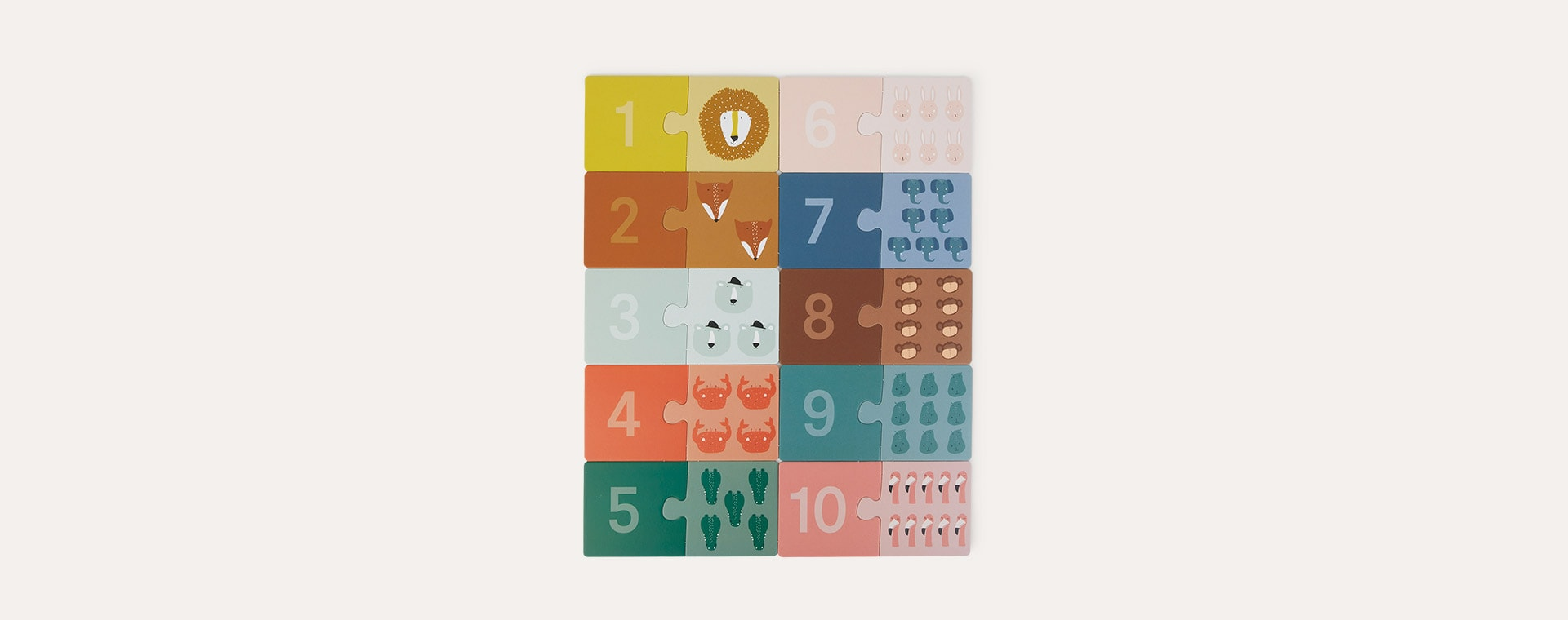 Multi Trixie Counting Puzzle
