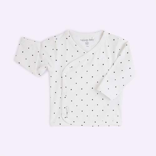Star Print Noppies Anne Printed Longsleeve T-Shirt