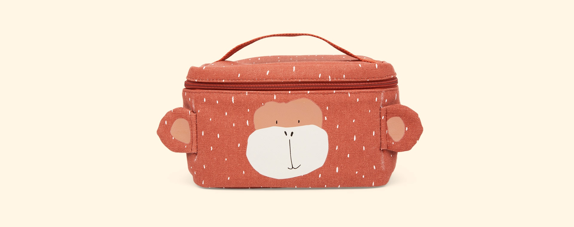 Mr. Monkey Trixie Animal Thermal Lunch Bag