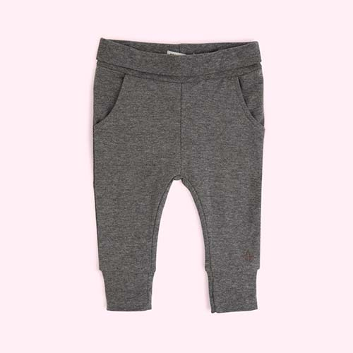 Anthracite Noppies Picolo Jersey Trousers