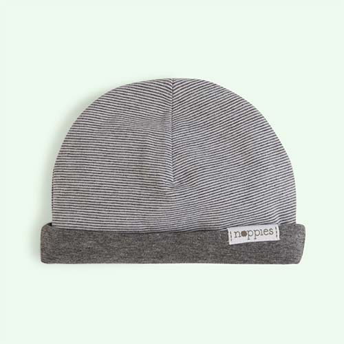 Anthracite Noppies Erin Reversible Jersey Beanie