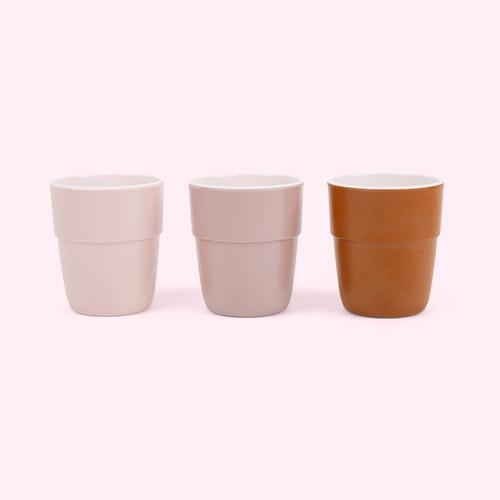 Deer Powder Done By Deer 3-Pack Yummy Mini Mug
