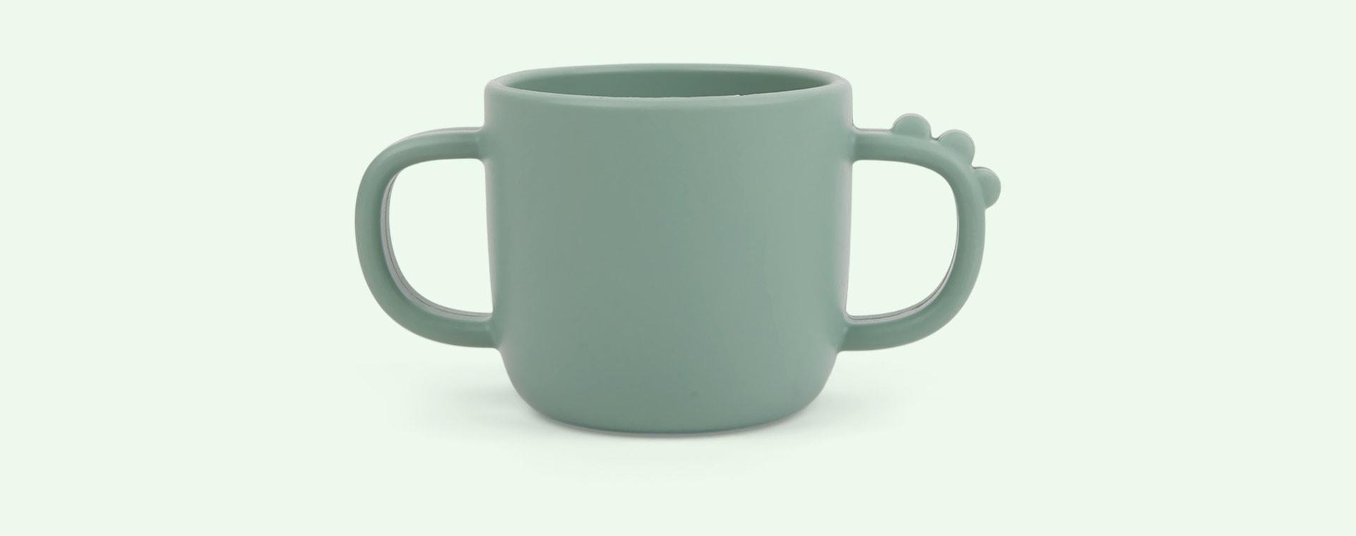 Green Done By Deer Peekaboo Cup Croco