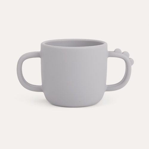 Grey Done By Deer Peekaboo Cup Croco