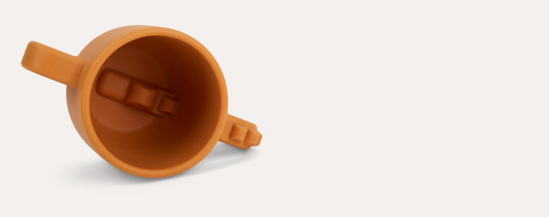 Mustard Done By Deer Peekaboo Cup Croco