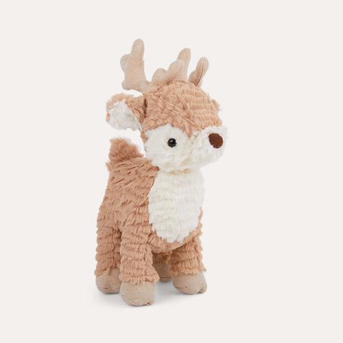 Brown Jellycat Mitzi Medium Reindeer