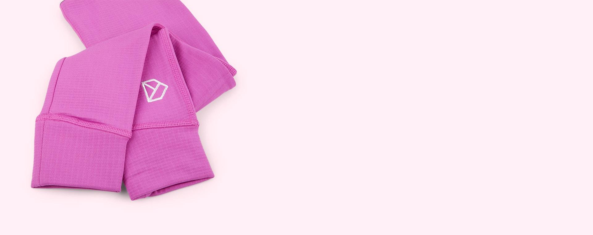 Purple Didriksons Jadis Base Layer Set
