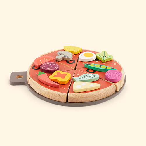 Multi Tender Leaf Toys Pizza Party