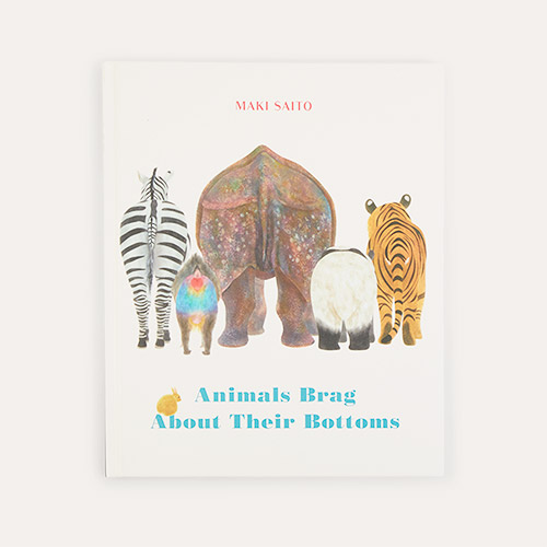 Multi bookspeed Animals Brag About Their Bottoms