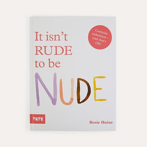 Multi bookspeed It Isn't Rude To Be Nude