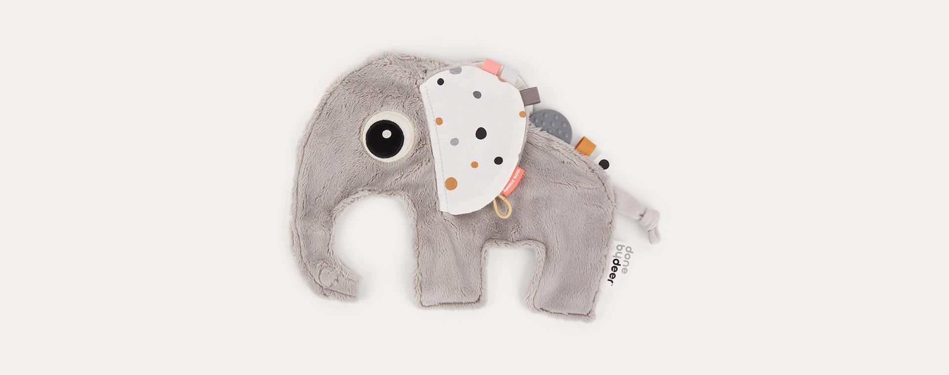 Grey Done By Deer Cosy Friend Elphee
