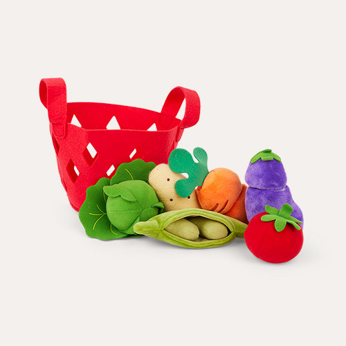 Multi Hape Toddler Vegetable Set