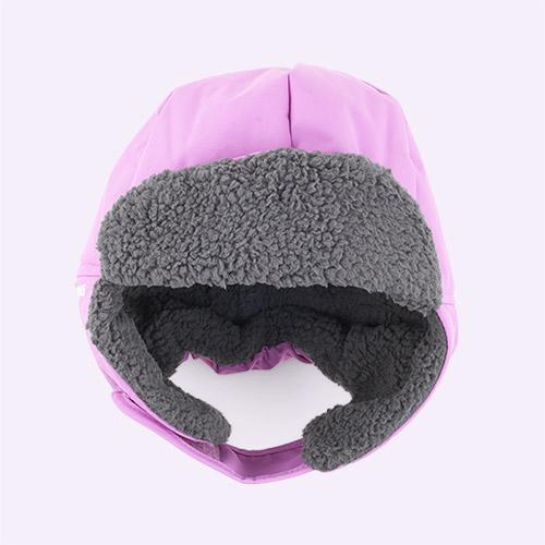 Purple Didriksons Biggles Cap