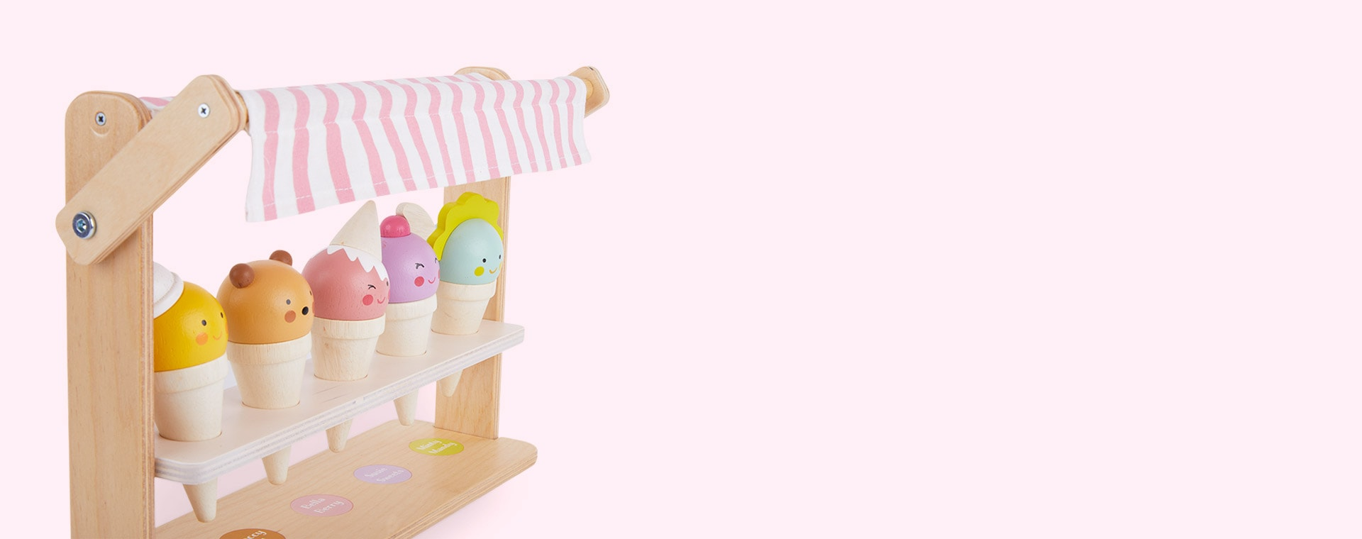Multi Tender Leaf Toys Scoops And Smiles