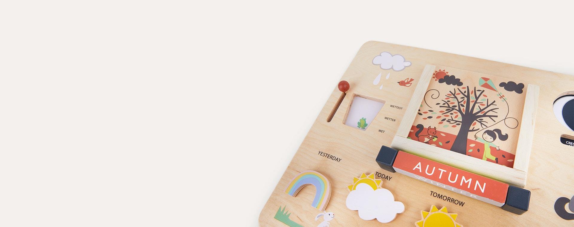 Multi Tender Leaf Toys Weather Watch