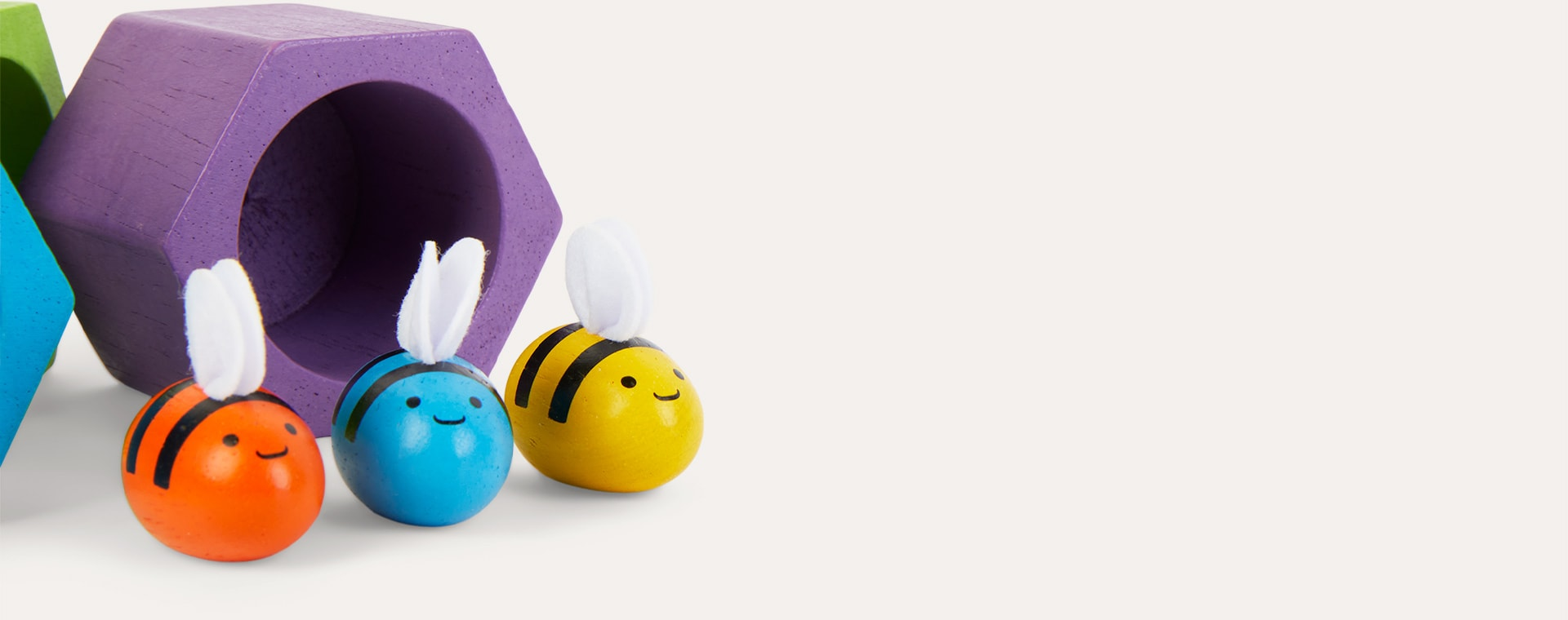 Brights Plan Toys Beehives