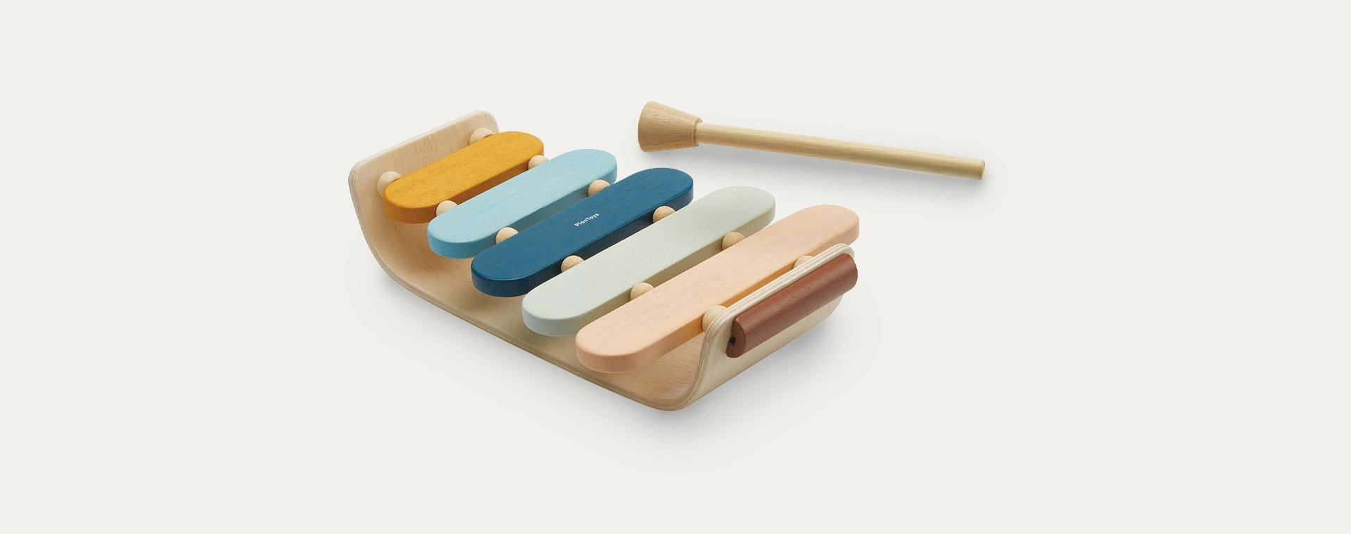 Orchard Plan Toys Oval Xylophone