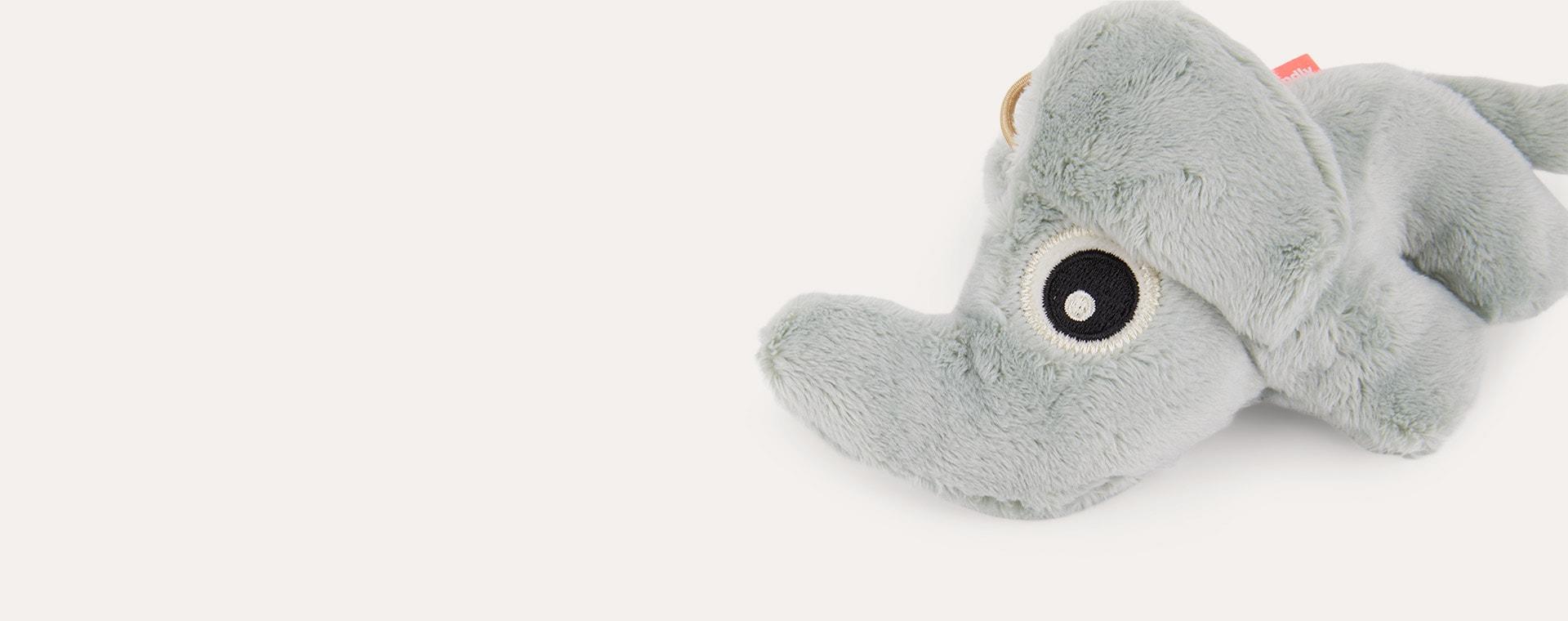 Elphee Done By Deer Tiny Sensory Rattle