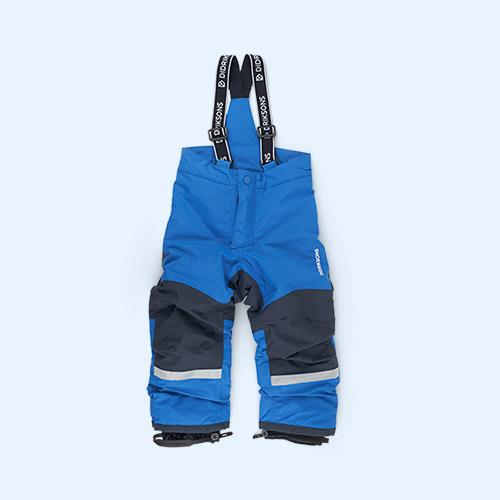 Blue Didriksons Idre Padded Waterproof Pants