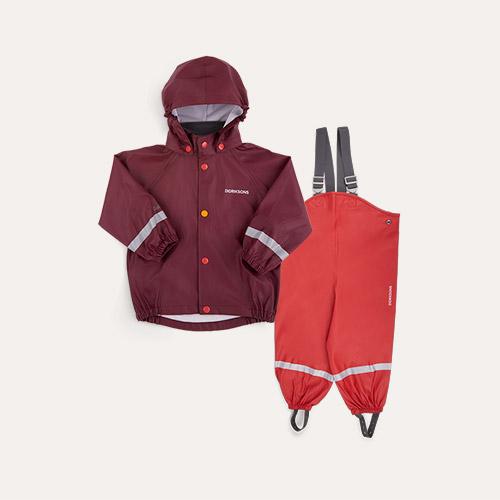 Rioja Red Didriksons Slaskeman Rain Set