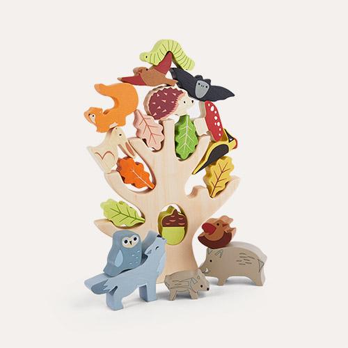 Multi Tender Leaf Toys Stacking Forest