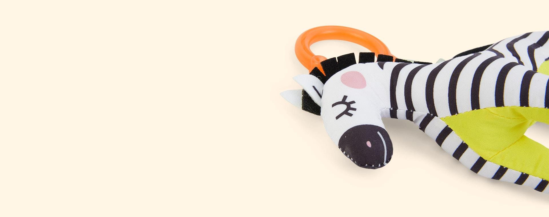 Multi taf toys Dizi the Zebra