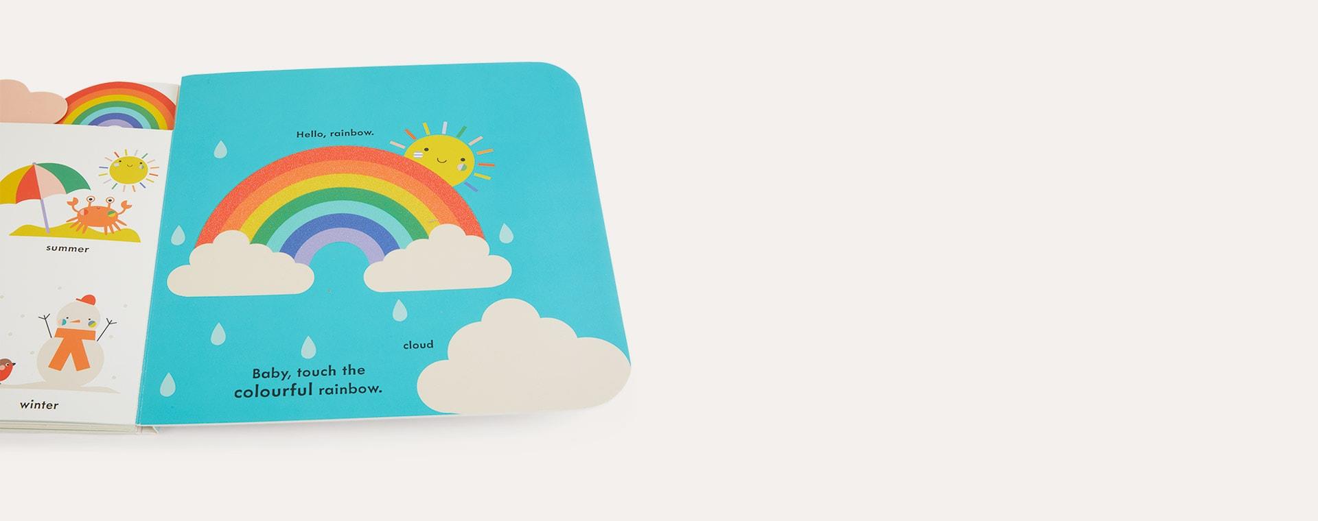 Multi bookspeed Baby Touch: Seasons