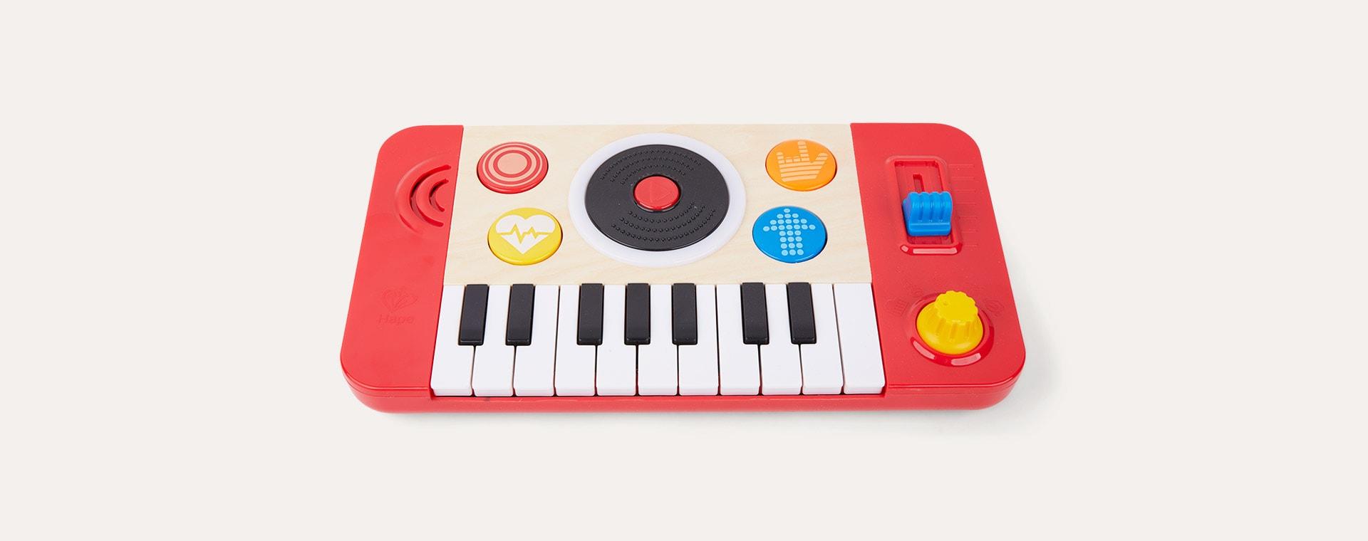 Multi Hape DJ Mix & Spin Studio