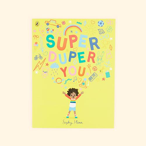 Multi bookspeed Super Duper You
