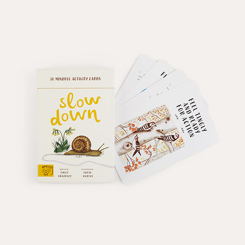 Multi bookspeed Slow Down: 30 Mindful Activity Cards