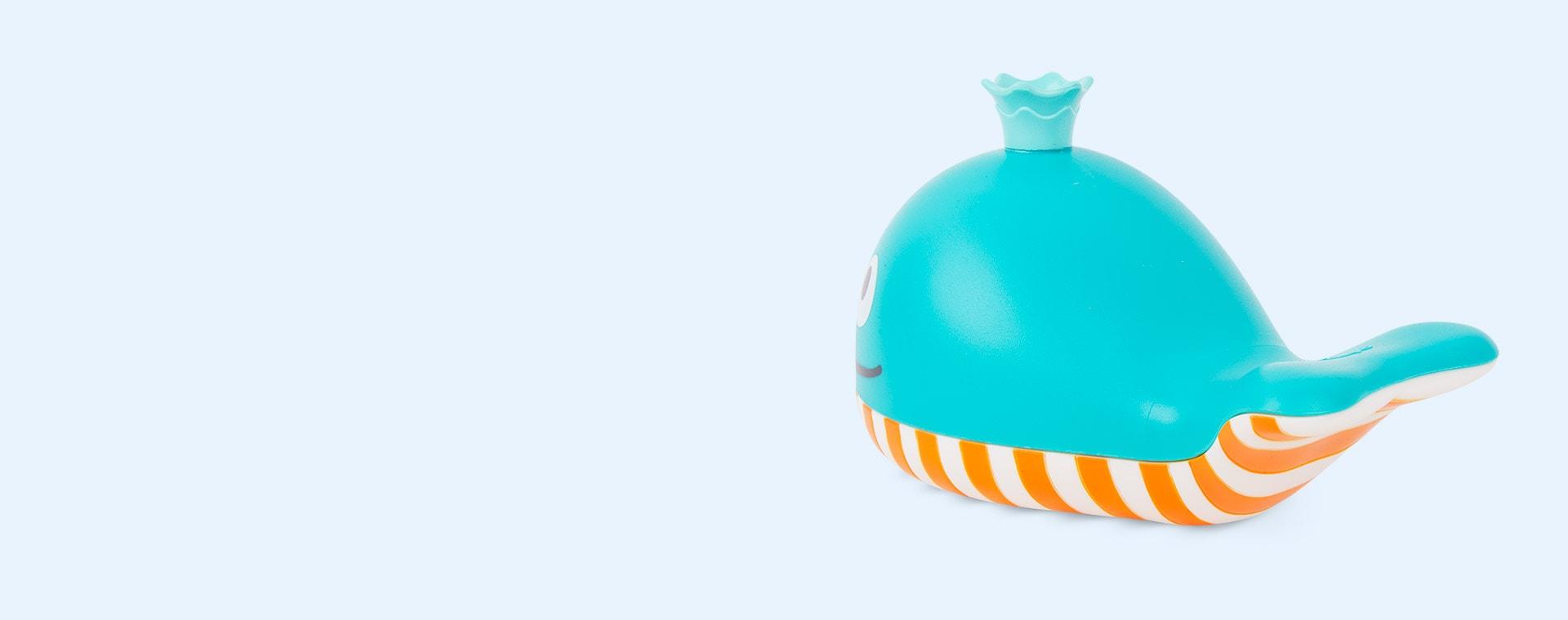 Blue Hape Bubble Blowing Whale