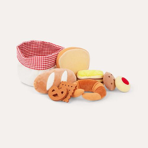 Multi Hape Toddler Bread Basket
