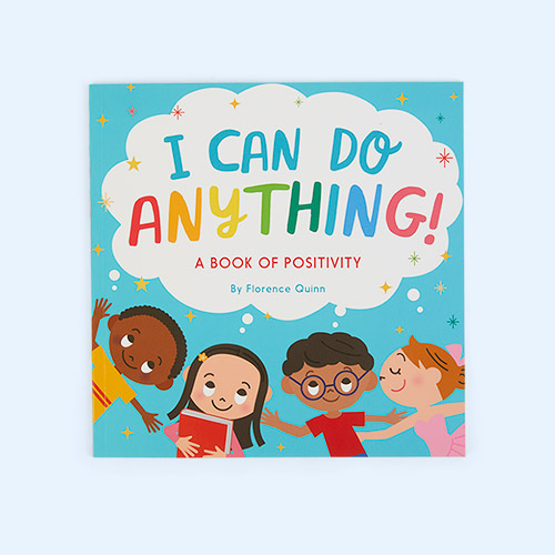 Multi bookspeed I Can Do Anything: A Book Of Positivity