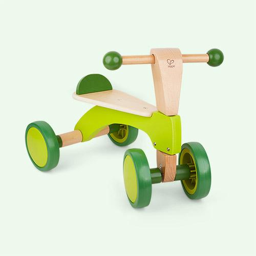 Green Hape Scoot Around