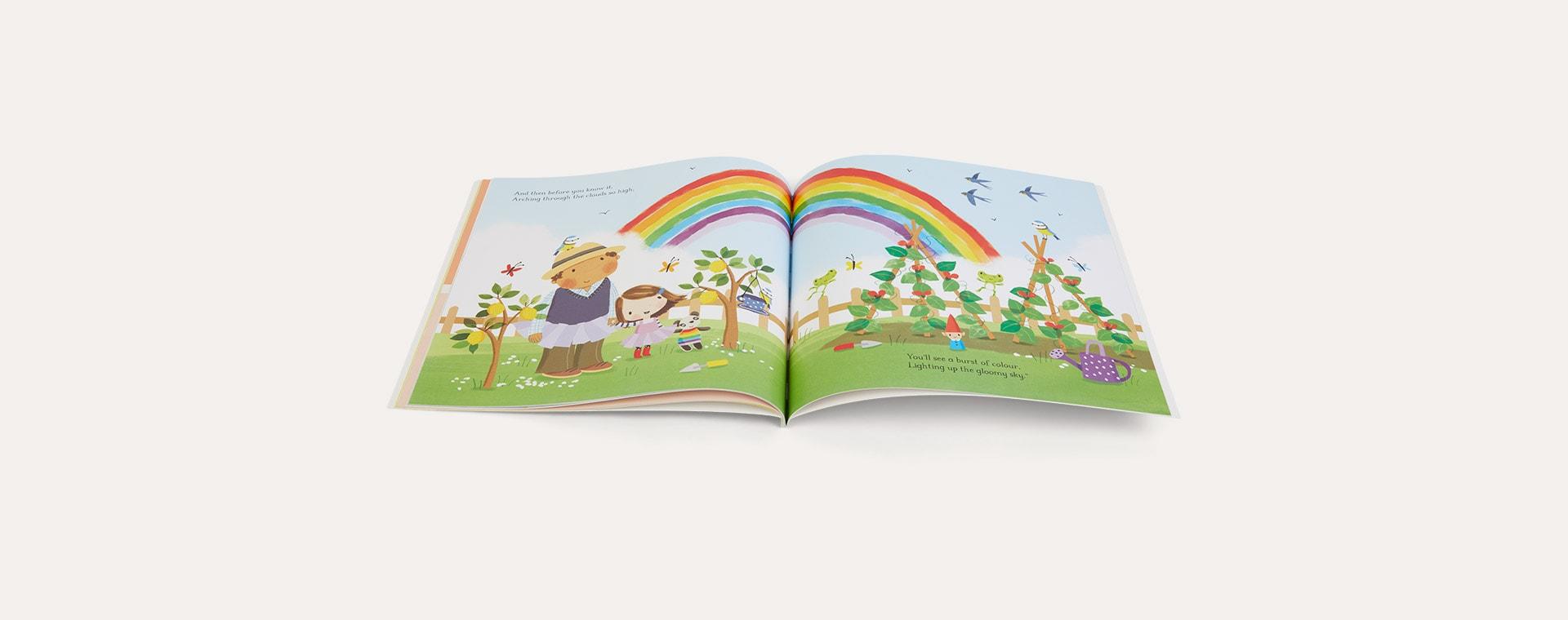 Multi bookspeed How Do You Make A Rainbow