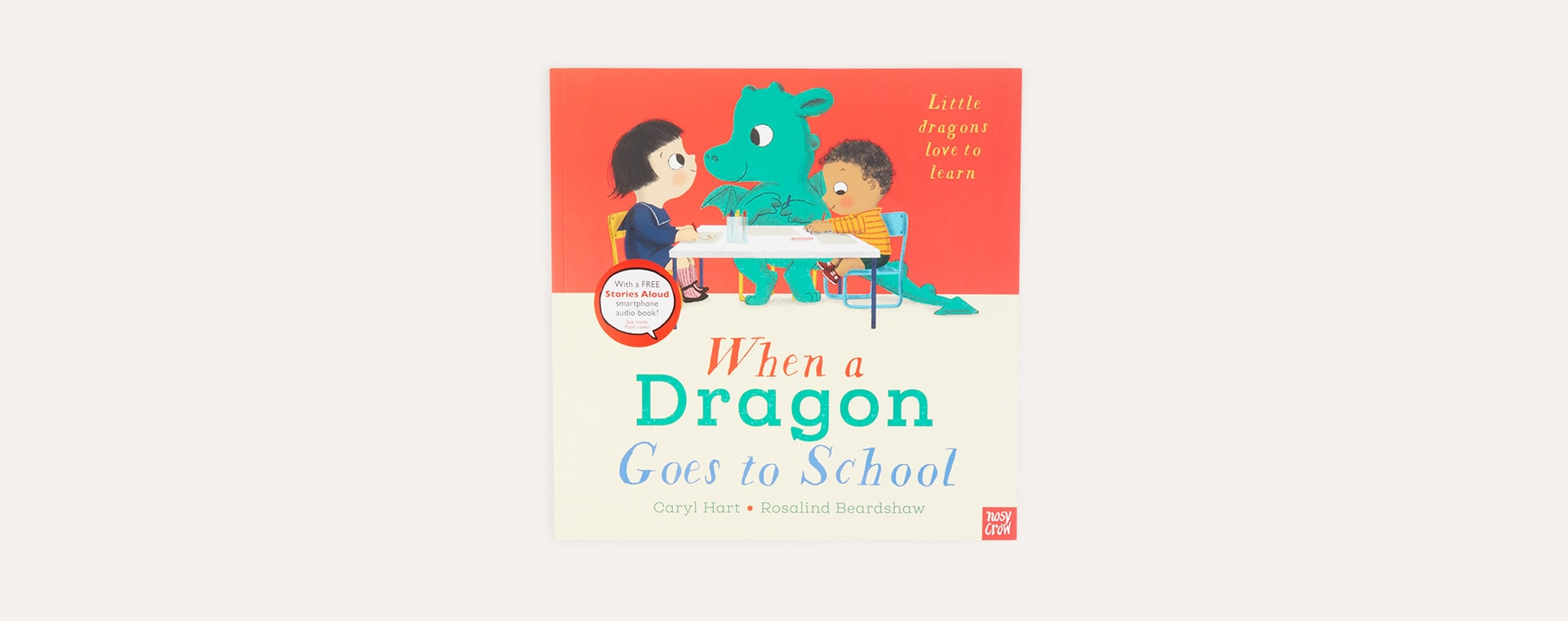 Multi bookspeed When A Dragon Goes To School