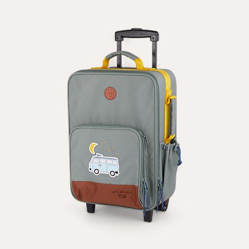 Adventure Bus Lassig Trolley Suitcase