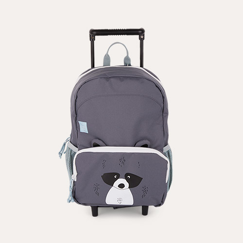About Friends Racoon Lassig Trolley Backpack