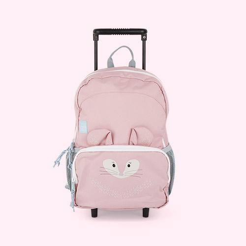 About Friends Chinchilla Lassig Trolley Backpack