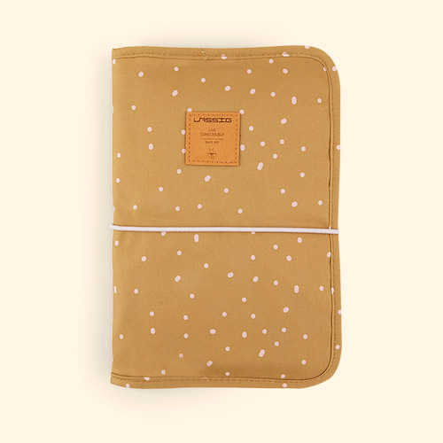 Dots Curry Lassig Changing Pouch