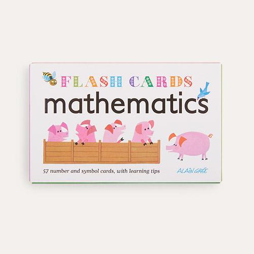 Multi bookspeed Mathematics Flashcards