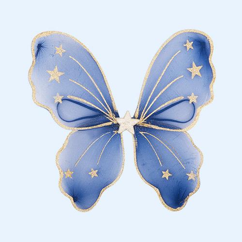 Blue Mimi & Lula Starry Night Wings