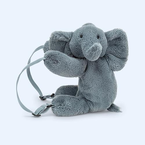 Elephant Jellycat Huggady Backpack