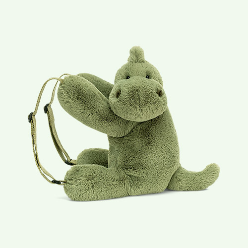 Dino Jellycat Huggady Backpack