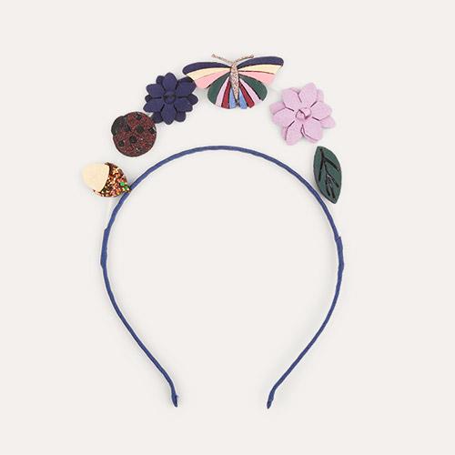Multi Mimi & Lula Autumn Butterfly Headdress