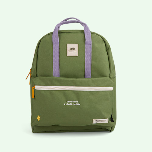 Green Lefrik Classic Backpack
