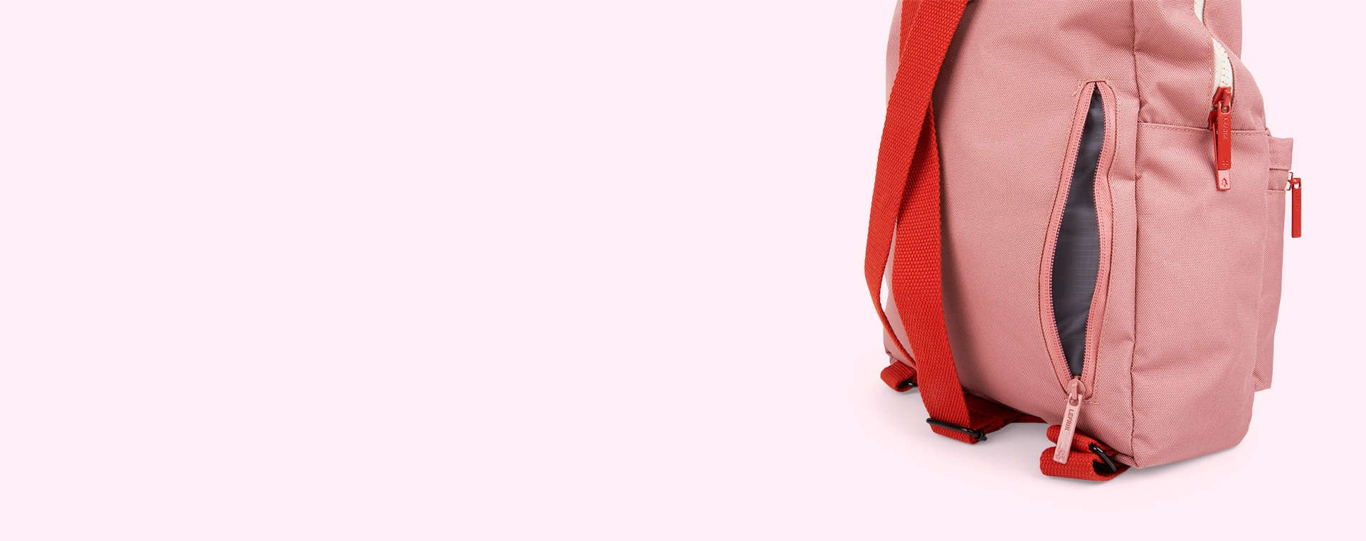 Pink Lefrik Classic Backpack