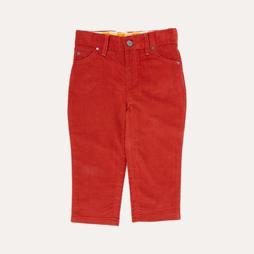 Orange Little Green Radicals Cord Adventure Jeans