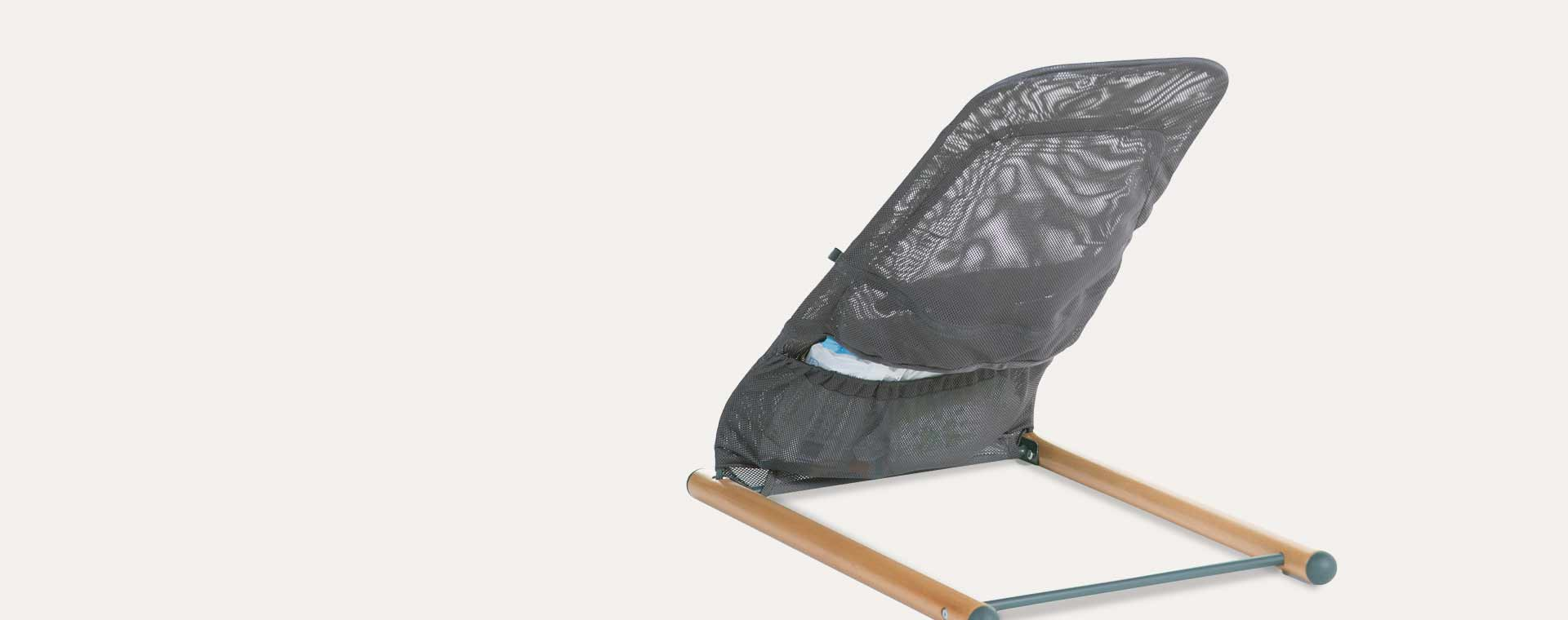 Anthracite Childhome Evolux Bouncer