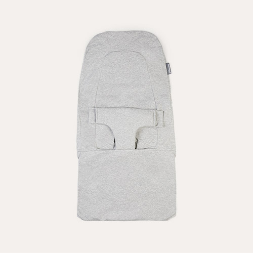 Jersey Grey Childhome Evolux Bouncer Cover